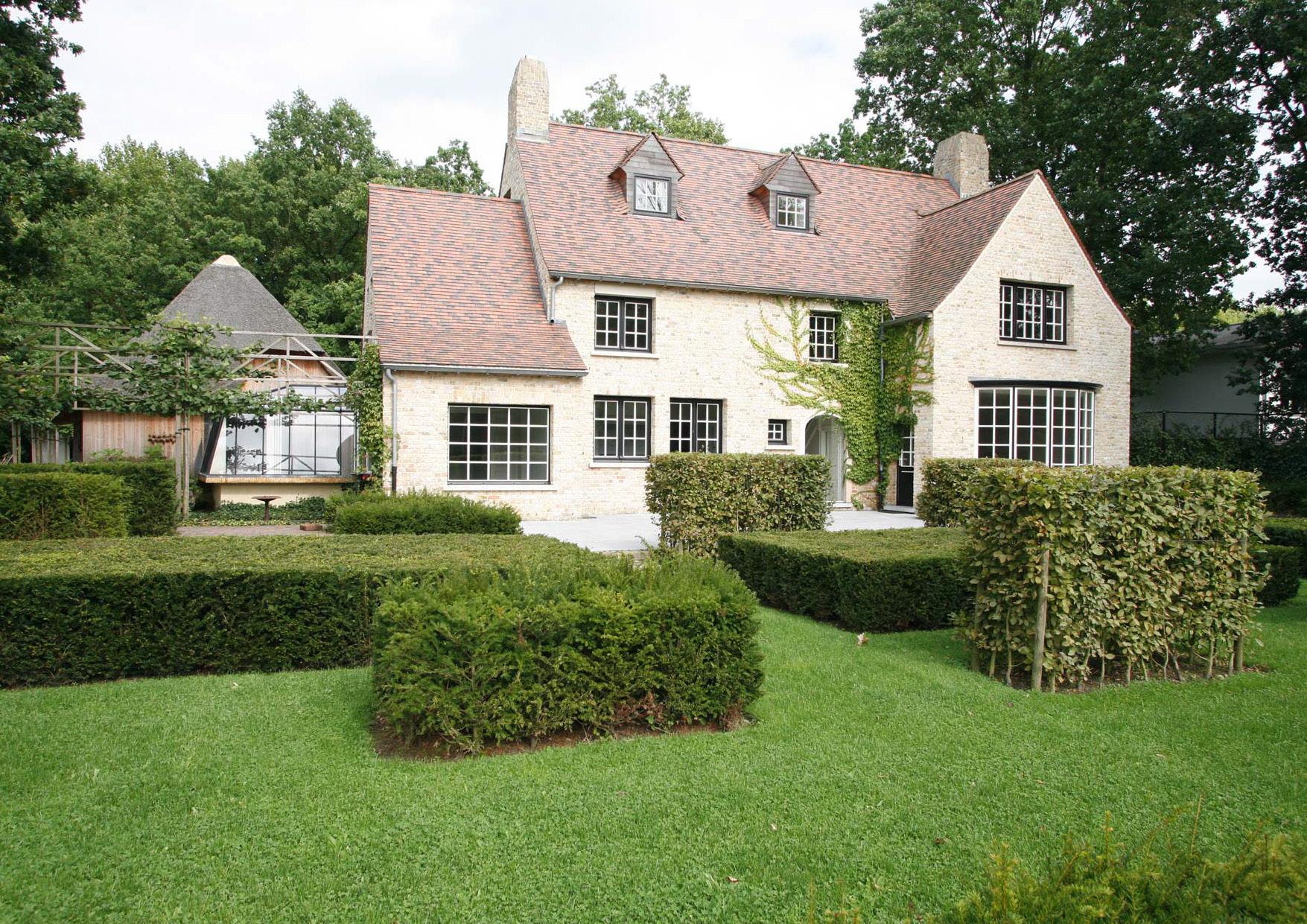 Cottage Woning Schilde | Vlassak Architects